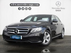 Mercedes Classe E 220 d 194ch Executive 9G-Tronic Occasion