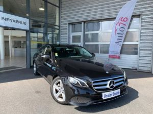 Mercedes Classe E 220 d 194ch Executive 9G-Tronic Occasion