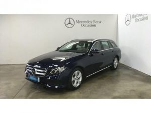 Mercedes Classe E 250 211ch Executive 9G-Tronic Occasion
