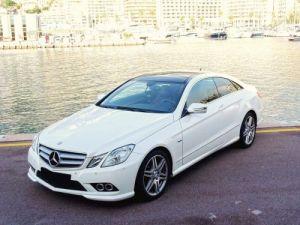 Mercedes Classe E 250 CDI BE COUPE AMG EXECUTIVE BVA 204CV - MONACO Vendu