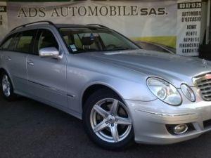 Mercedes Classe E 280 CDI Elégance A Occasion