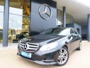 Mercedes Classe E 300 BlueTEC Executive 7G-Tronic+ Occasion