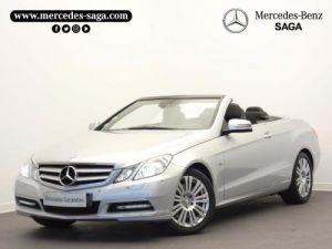 Mercedes Classe E 350 CDI BE Executive 7GTro Occasion