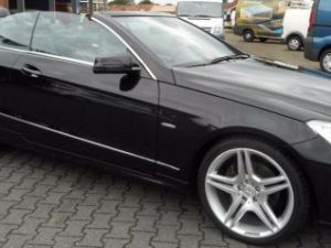 Mercedes Classe E 350 CDI BLUEEFFICIENCY, BA7 7G-TRONIC Occasion