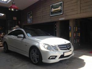 Mercedes Classe E 350 CDI V6 231 cv Pack AMG Vendu