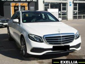 Mercedes Classe E 350 d 4 MATIC EXCLUSIVE  Occasion