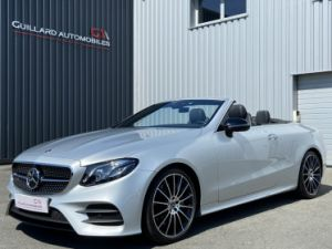 Mercedes Classe E 400 D CABRIOLET 340ch AMG-LINE 4MATIC 9G-TRONIC Occasion