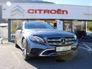 Mercedes Classe E BREAK  350 D 9G-TRONIC 4-MATIC All-Terrain Occasion