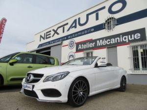 Mercedes Classe E CABRIOLET 220 CDI 170CH BLUETEC SPORTLINE 9G-TRONIC Occasion