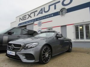Mercedes Classe E CABRIOLET 220 D 194CH AMG LINE 9G-TRONIC Occasion