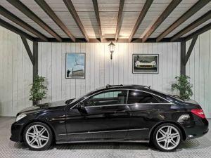 Mercedes Classe E COUPE 220 CDI 170 CV EXECUTIVE BVA Occasion
