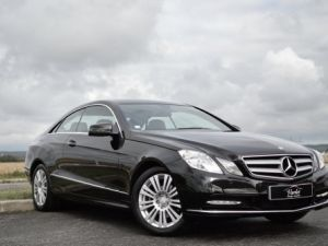 Mercedes Classe E E200 CGI COUPE BLUEEFFICIENCY Vendu