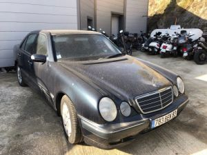Mercedes Classe E E270 270CDI ELEGANCE BA Occasion