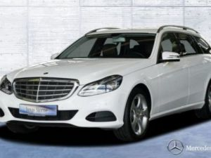 Mercedes Classe E Mercedes-Benz E 300 hybride-Diesel(08/2014) Occasion