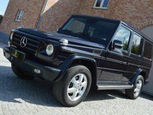 Mercedes Classe G 350 CDI 75.000 KM!!! 1er Main !! Occasion