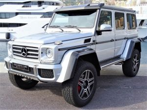 Mercedes Classe G 500 4x4°2 BREAK LONG 421 CV - MONACO Vendu