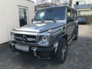 Mercedes Classe G 63 AMG 544ch 7G-Tronic Occasion