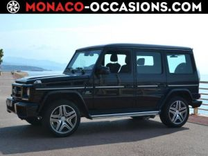 Mercedes Classe G 63 AMG 571ch Break Long 7G-Tronic Speedshift + Occasion