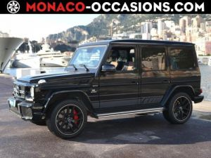 Mercedes Classe G 63 AMG 571ch Break Long Edition 463 7G-Tronic Speedshift + Occasion
