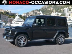 Mercedes Classe G 63 AMG Break Long 7G-Tronic Speedshift + Occasion