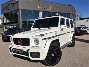 Mercedes Classe G 63 AMG LONG 7G-TRONIC SPEEDSHIFT PLUS Occasion