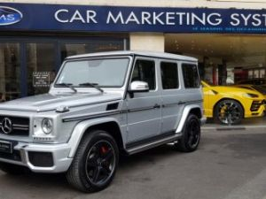 Mercedes Classe G Long 63 AMG A Occasion