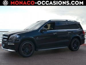 Mercedes Classe GL 63 AMG 4 Matic 7G-Tronic Speedshift + Occasion