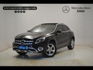 Mercedes Classe GLA 200 156ch Sensation 7G-DCT Euro6d-T Occasion