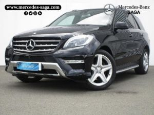 Mercedes Classe ML 350 BlueTEC Fascination 7G-Tronic + Occasion