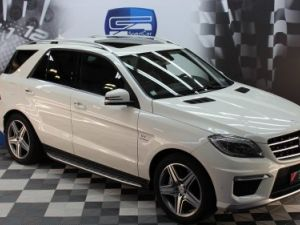 Mercedes Classe ML 63AMG 4MATIC V8 BI-TURBO BVA7 Vendu