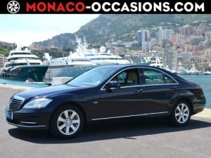 Mercedes Classe S 350 CDI BE 4 Matic 7GTro Occasion