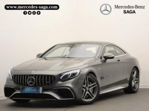 Mercedes Classe S 63 AMG 4MATIC+ Speedshift MCT AMG Occasion