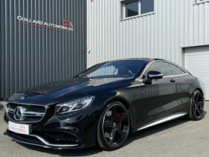 Mercedes Classe S 63 AMG 5.5 V8 BI-TURBO 585ch EDITION 1 4MATIC SPEEDSHIFT Occasion