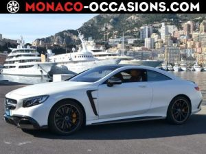 Mercedes Classe S Coupe 63 AMG 4Matic BRABUS 650Ch Occasion