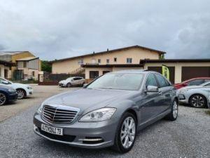 Mercedes Classe S S350 cdi 258 bluetec 4matic 7g-tronic 10/2011 AIRMATIC CUIR VENTILÉ TOIT OUVRANT Occasion