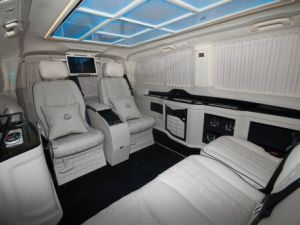 Mercedes Classe V II LONG 200 D VIP ROVELVER Occasion