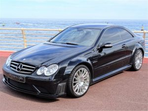 Mercedes CLK 63 AMG BLACK SERIES BA7 SPEEDSHIFT - LIMITED EDITION - MONACO Vendu