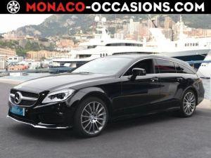 Mercedes CLS Shooting Brake 350 BlueTEC Sportline 4Matic 7G-Tronic + Occasion