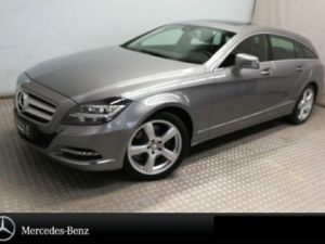 Mercedes CLS Shooting Brake II 350 CDI BLUEEFFICIENCY EDITION 1 BA7 7G-TRONIC PLUS(07/2014) Occasion