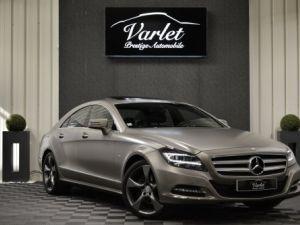 Mercedes CLS SUPERBE 350 CDI EDITION 1 W218 7G V6 3.0l 265ch 1ERE MAIN HISTORIQUE MERCEDES DESIGNO Occasion