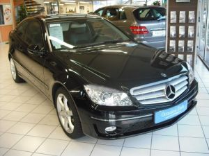 Mercedes Coupe CS 200CDI  Occasion