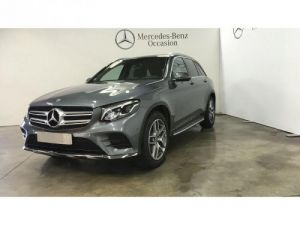 Mercedes GLC 220 d 170ch Fascination 4Matic 9G-Tronic Euro6c Occasion