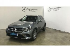 Mercedes GLC 220 d 170ch Sportline 4Matic 9G-Tronic Occasion