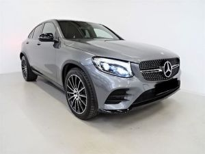 Mercedes GLC 220 D 4M COUP Occasion