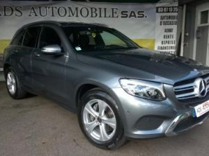 Mercedes GLC 220 D 9G-TRONIC 4MATIC Executive Occasion