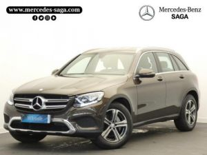 Mercedes GLC 220 d Executive 170ch 4Matic 9G-Tronic Occasion