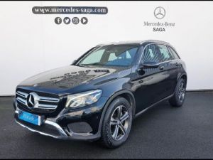 Mercedes GLC 220 d Launch Edition 170ch 4Matic 9G-Tronic Occasion