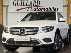 Mercedes GLC 250d FASCINATION 204ch 4-MATIC 9G-TRONIC Occasion