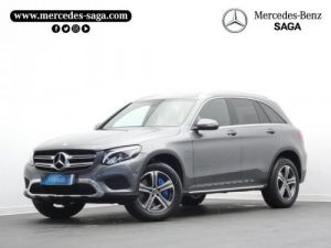 Mercedes GLC 350 e 211+116ch Executive 4Matic 7G-Tronic plus Occasion