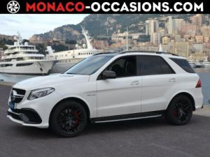 Mercedes GLE 63 AMG S 585ch 4Matic 7G-Tronic Speedshift Plus Occasion
